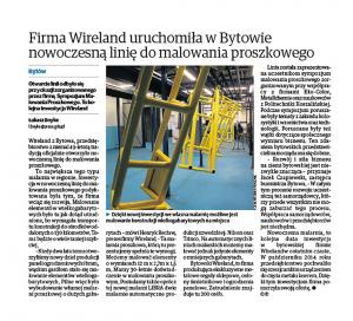 Wireland- malarnia- 03.03.16r. Dziennik Bałtycki