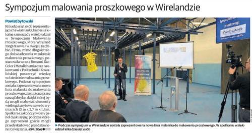 Wireland- malarnia- Głos Bytowa i miastka- 04.03.16