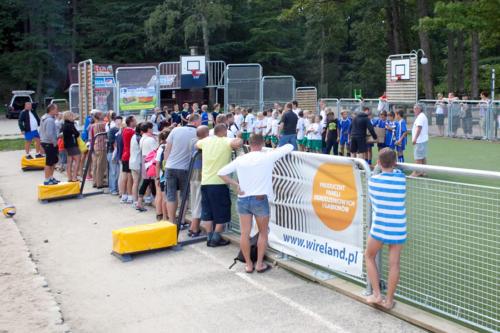 Stakom Cup 2013 nad Jeziorem Jeleń