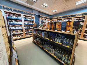 sklep K&M w Warszawie