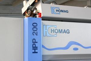 Rozładunek pilarki HOMAG HPP 200/38/38