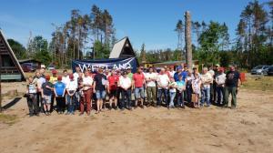 XV Ogólnopolskie Regaty Jachtów sterowanych radiem WIRELAND-MAUSZ