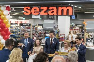 Sezam - Dom Handlowy WSS Społem Śródmieście - Warszawa