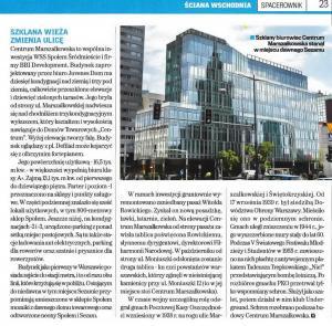 Gazeta Wyborcza, dodatek Ściana Wschodnia - 6.06.2018b