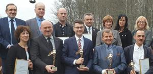 Henryk Recław - I miejsce Osobowość Roku 2018