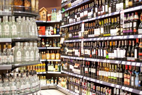 Sekcja alkoholowa pozostałe