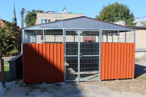 Bartek Standard - Dach z blachy trapezowej